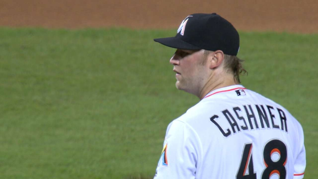 Cashner on signing with Rangers