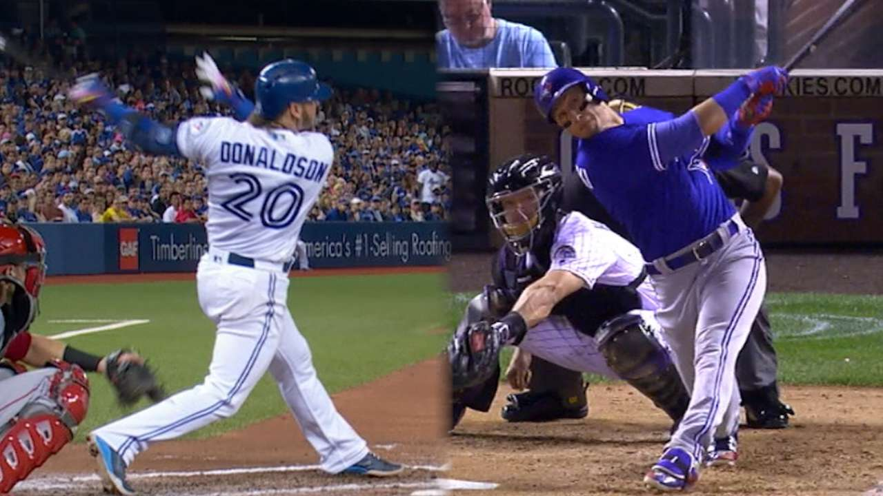 Donaldson, Sanchez honored by Toronto writers