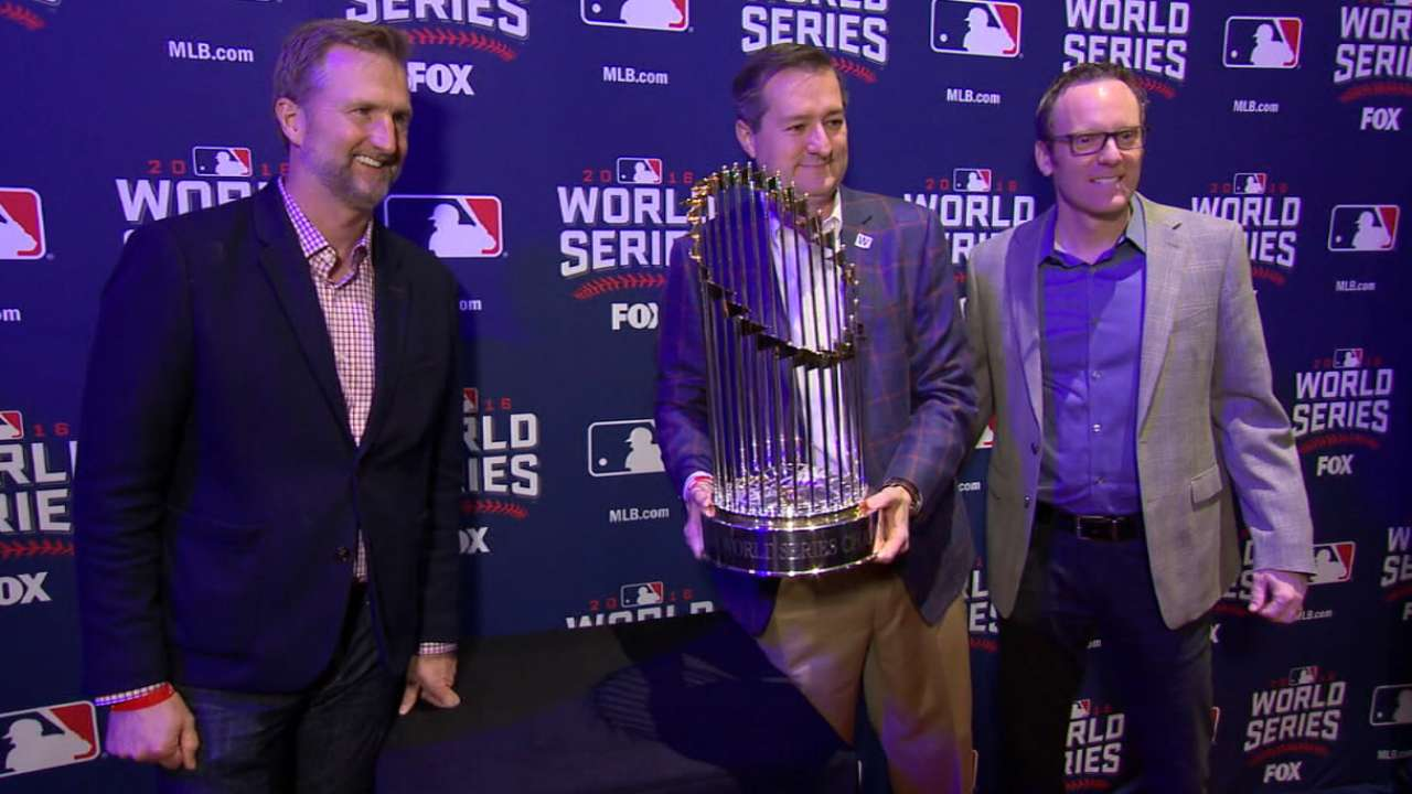 World Series documentary unveiled at premiere