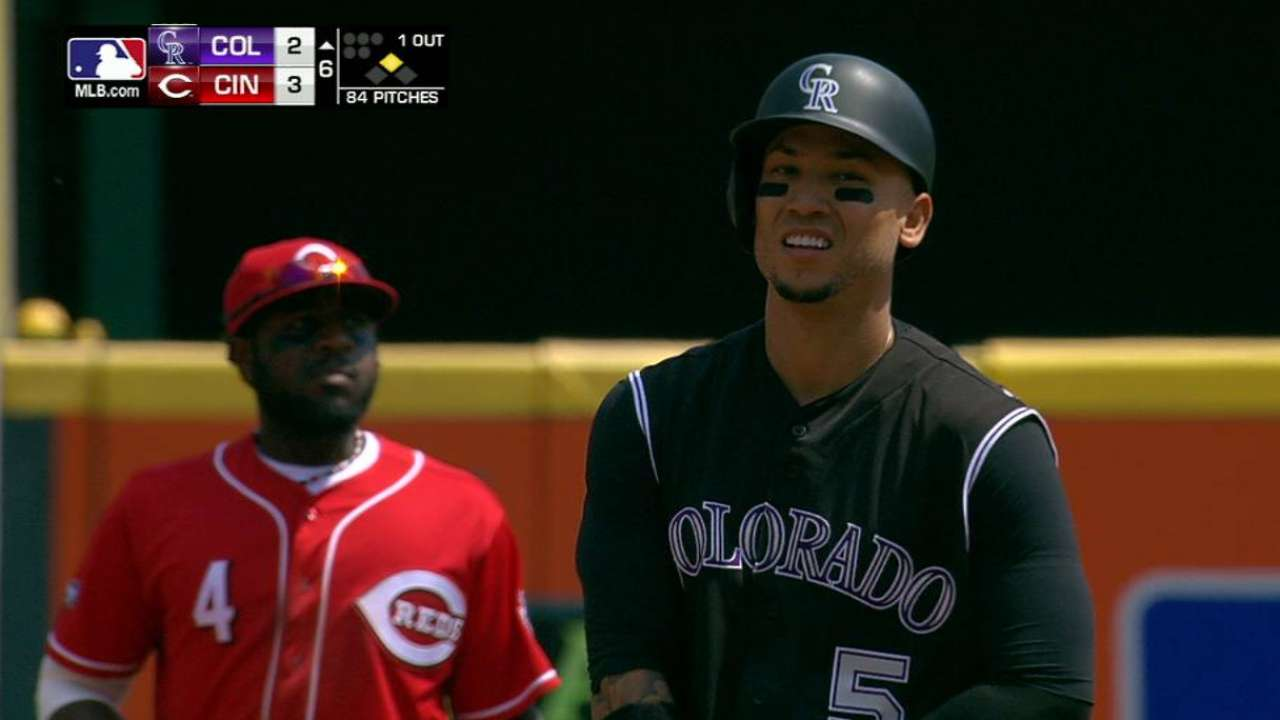 Grand CarGo: Gonzalez collects 1,000th hit