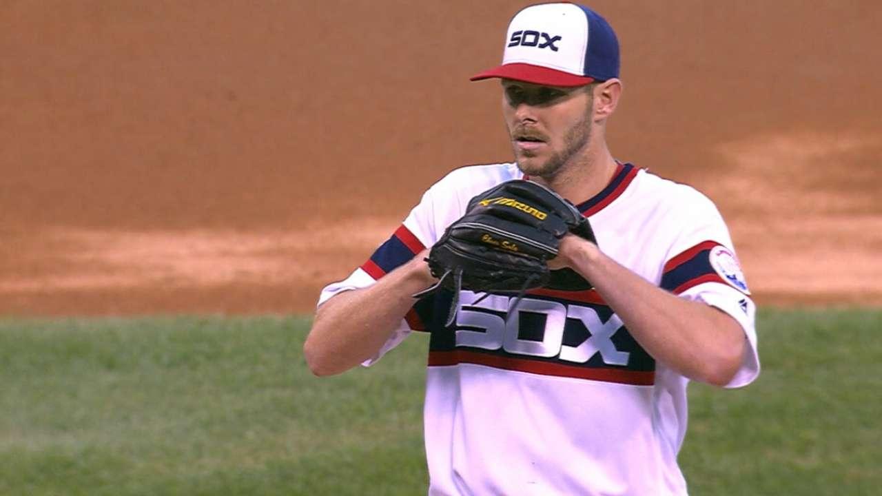 White Sox rebuild to revolve around key arm