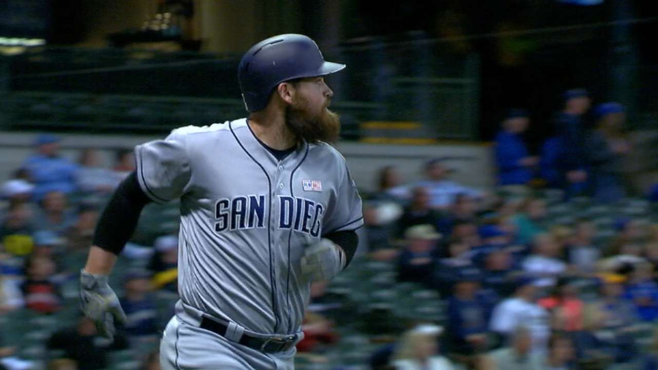 Padres ready to start shoring up roster