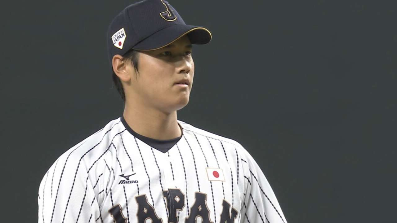Ohtani hints at move to MLB in 2017