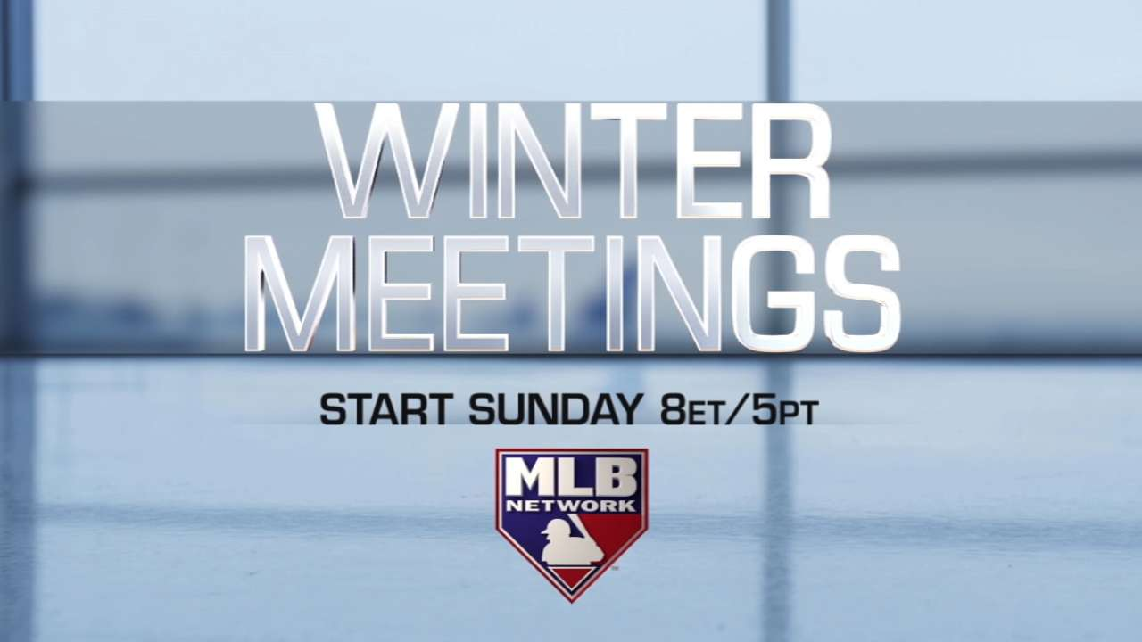 Biggest free-agent deals in Winter Meetings history