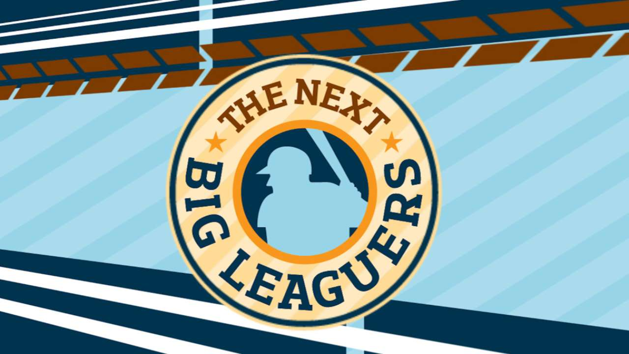 The Next Big Leaguers: Show time for 5?