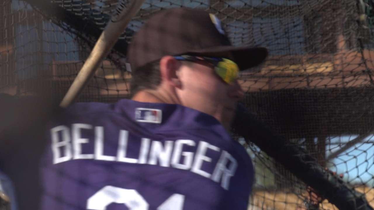 Next Big Leaguers: C. Bellinger