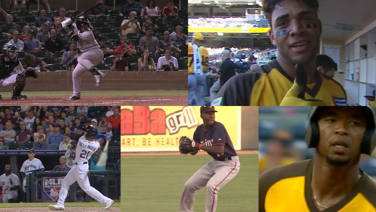 The Next Big Leaguers: From AFL to MLB