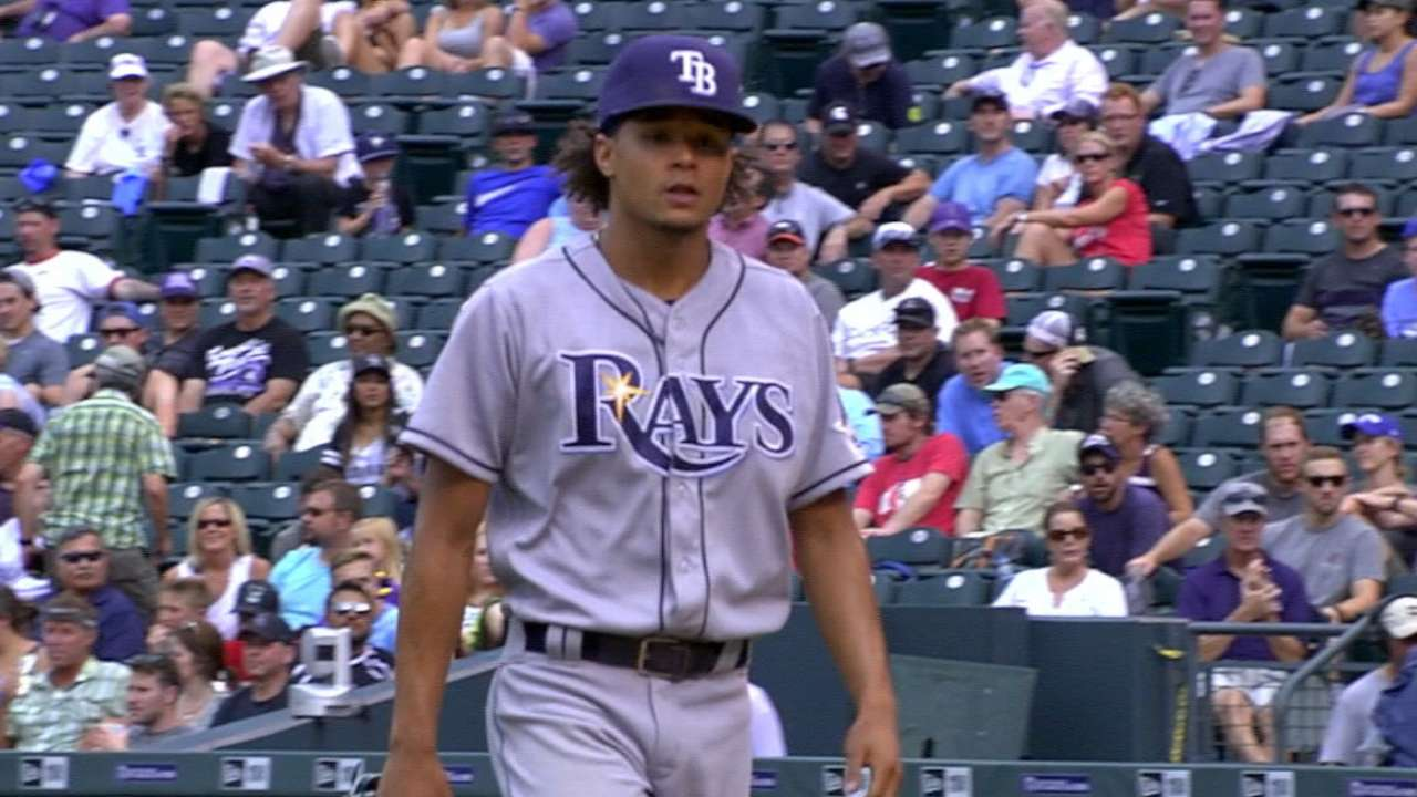 Rays listening, but in no rush to deal Archer