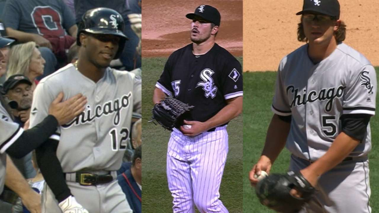 White Sox have good young pieces