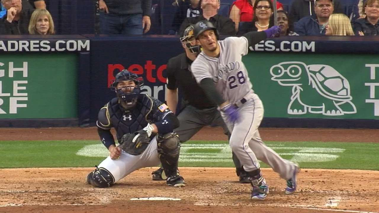 Arenado to play for US in 2017 Classic