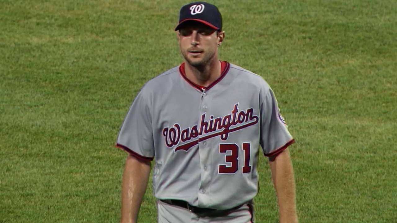 Big moves possible for Nats at Meetings