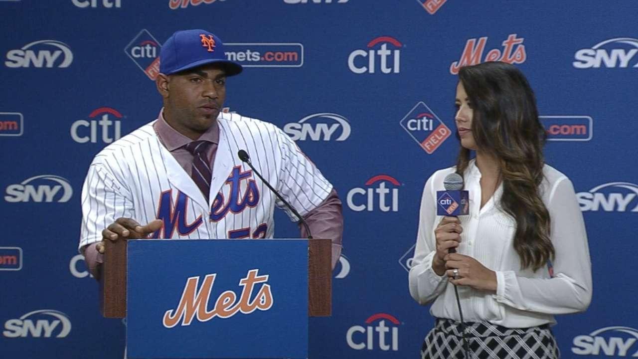 Cespedes, Mets strike 4-year deal