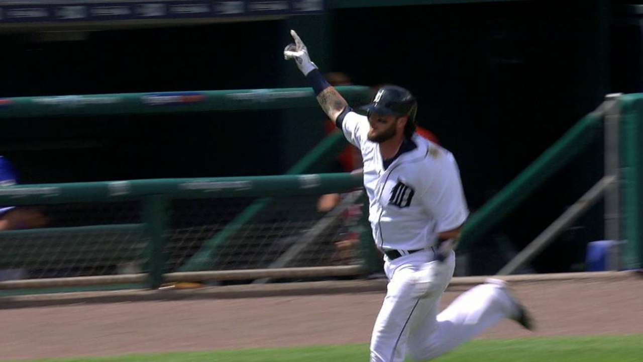 Salty drives walk-off HR to propel Tigers over KC