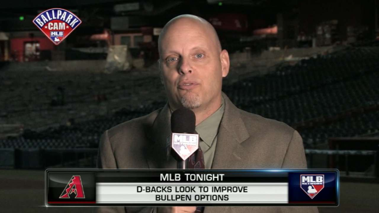 D-backs hold intriguing chips for Meetings