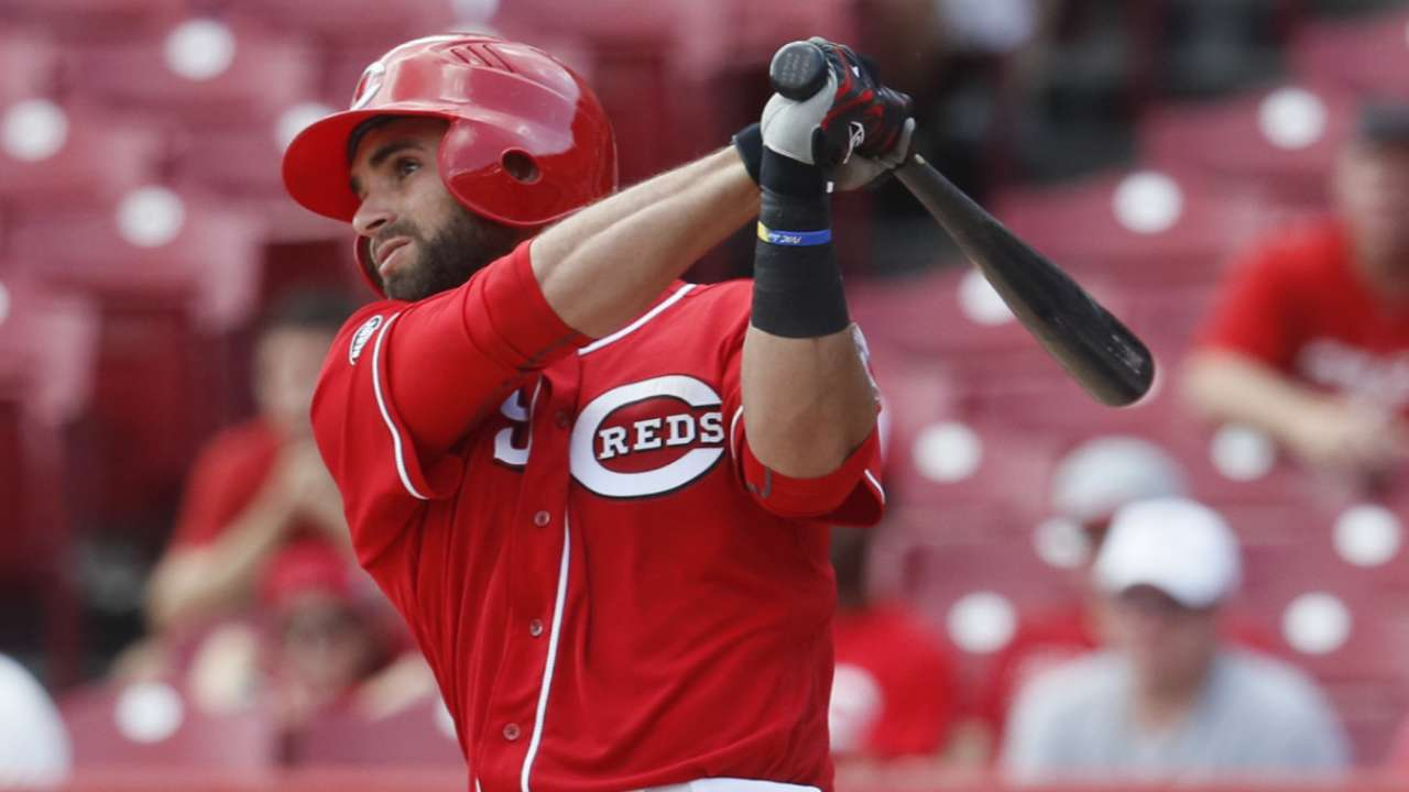 Reds shift focus to future