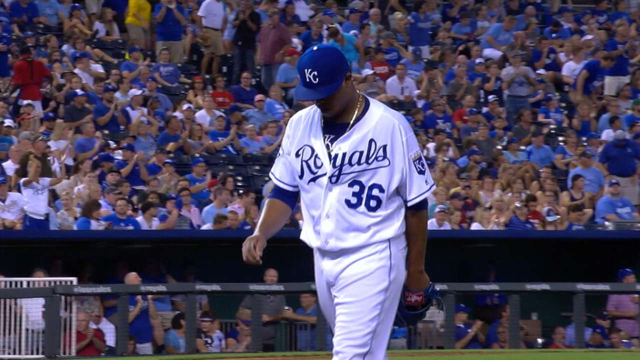 Marlins, Volquez agree to 2-year deal