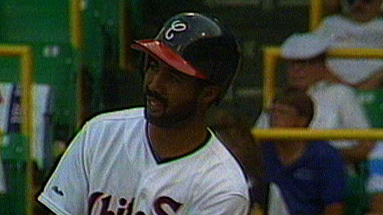 A look back at Harold Baines