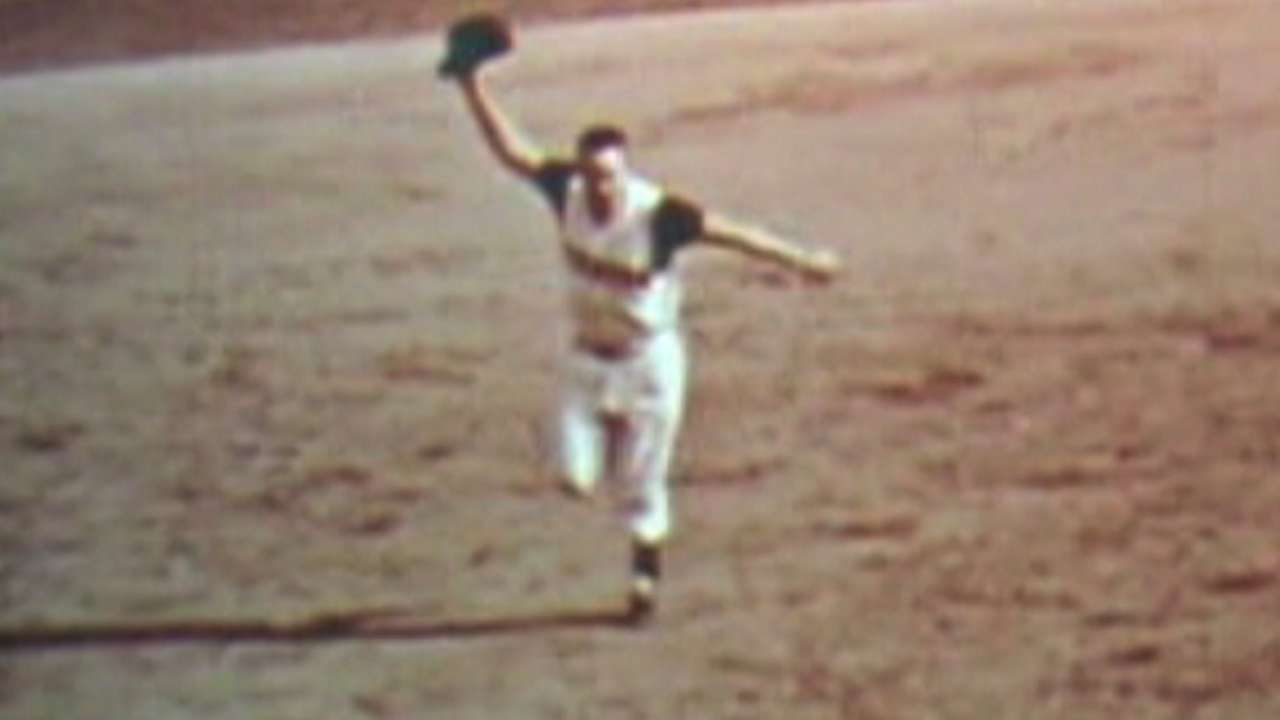 Mazeroski wins it