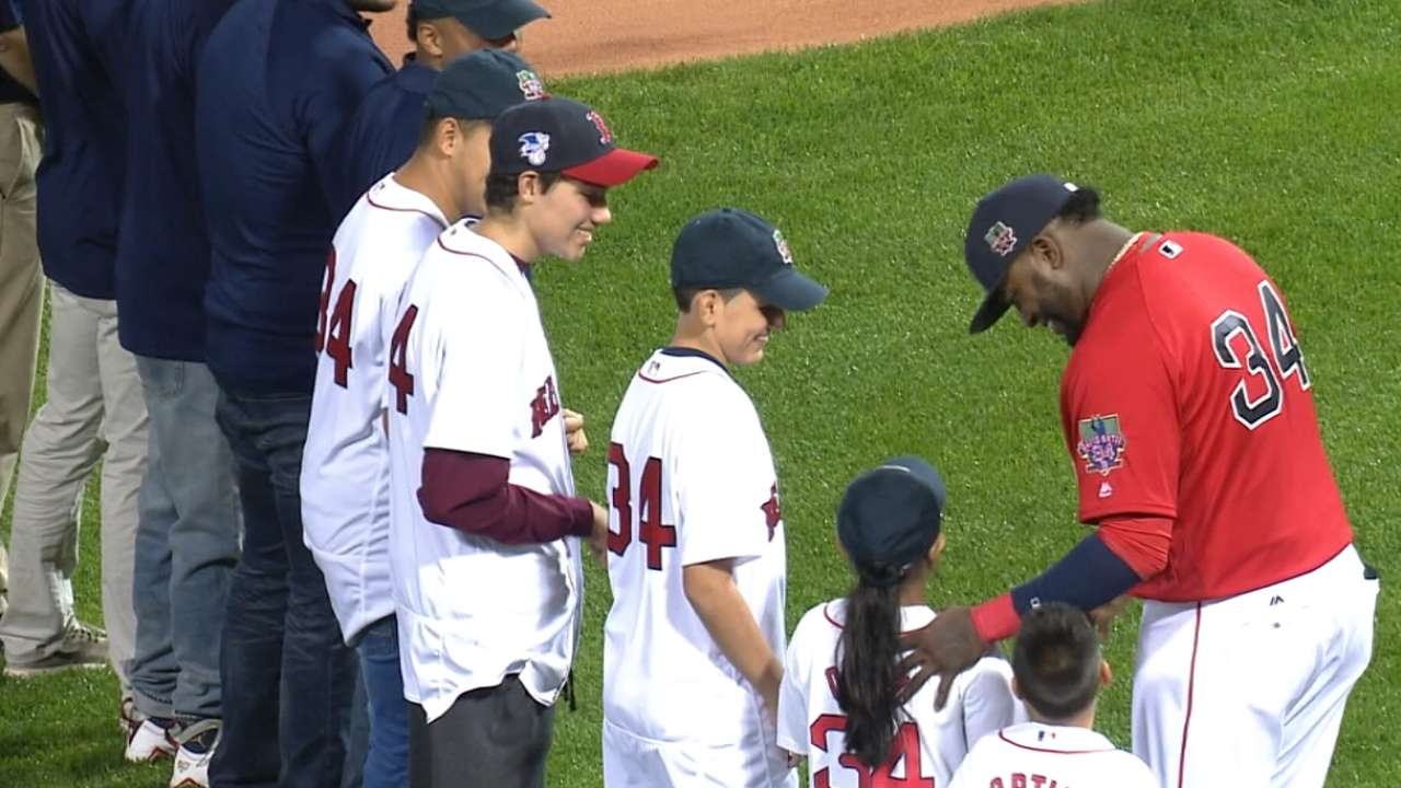 Papi will be missed -- even by his opponents