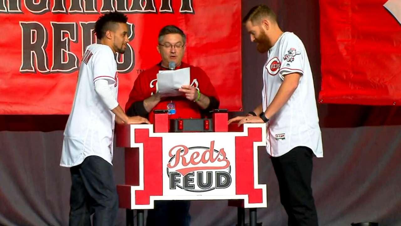'Reds Feud' a hit in Cincinnati
