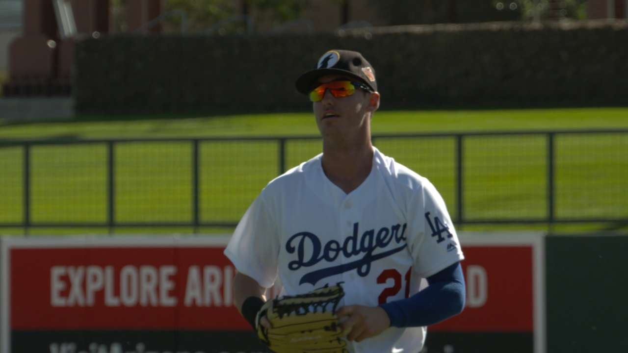 Bellinger ready for big leagues
