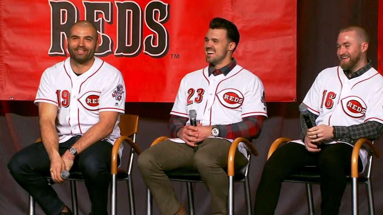 Kids ask questions at Redsfest