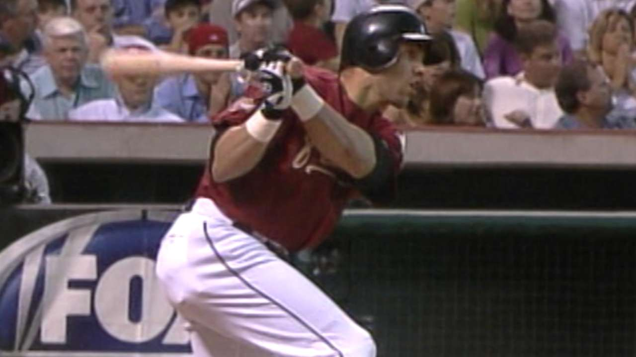 Beltran carries Astros in 2004