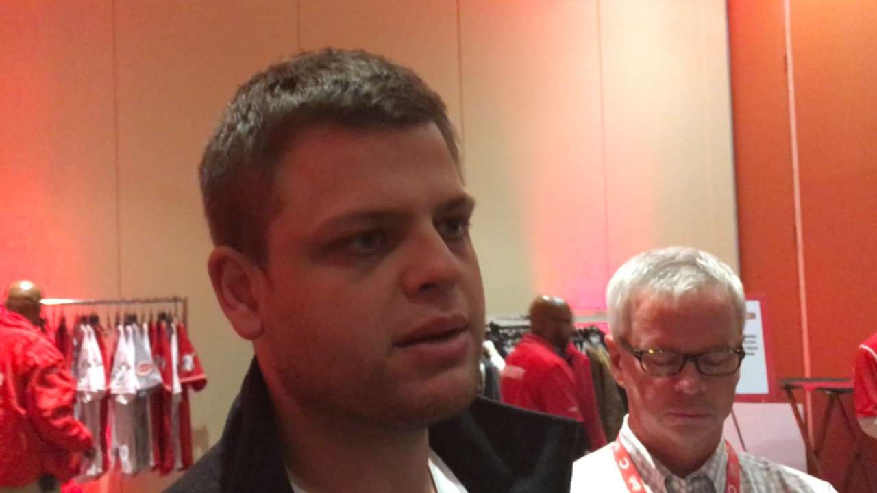 Mesoraco on return from injury