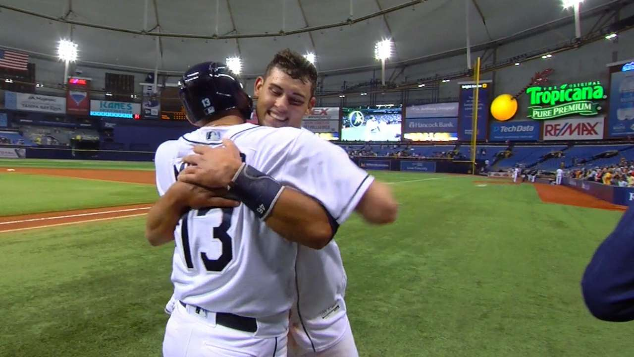 One-run win a wonderful result for Rays