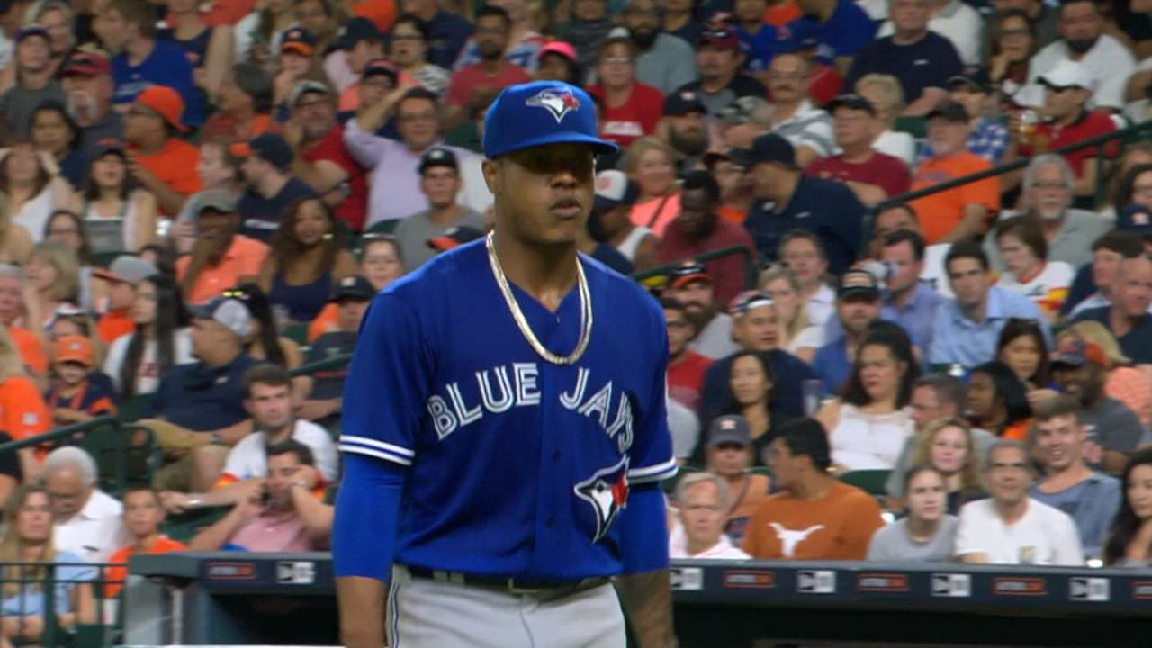 Blue Jays aren't looking to part with Stroman