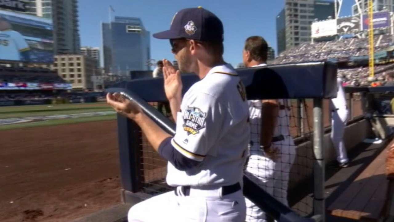 Padres leave Meetings seeking more depth
