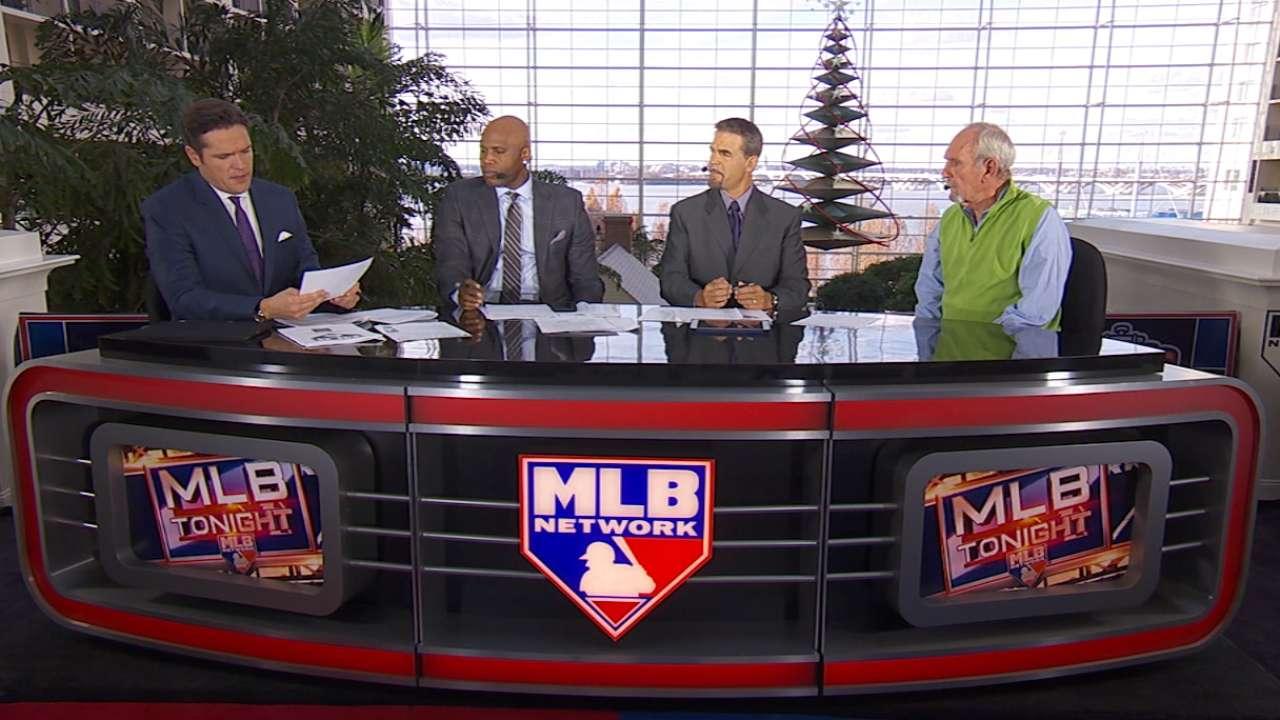 MLB Tonight: Leyland on Team USA
