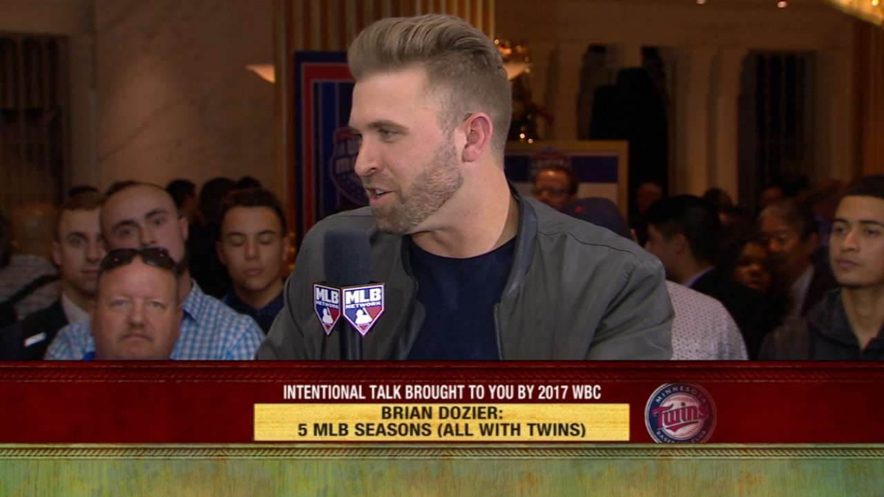 Intentional Talk: Brian Dozier
