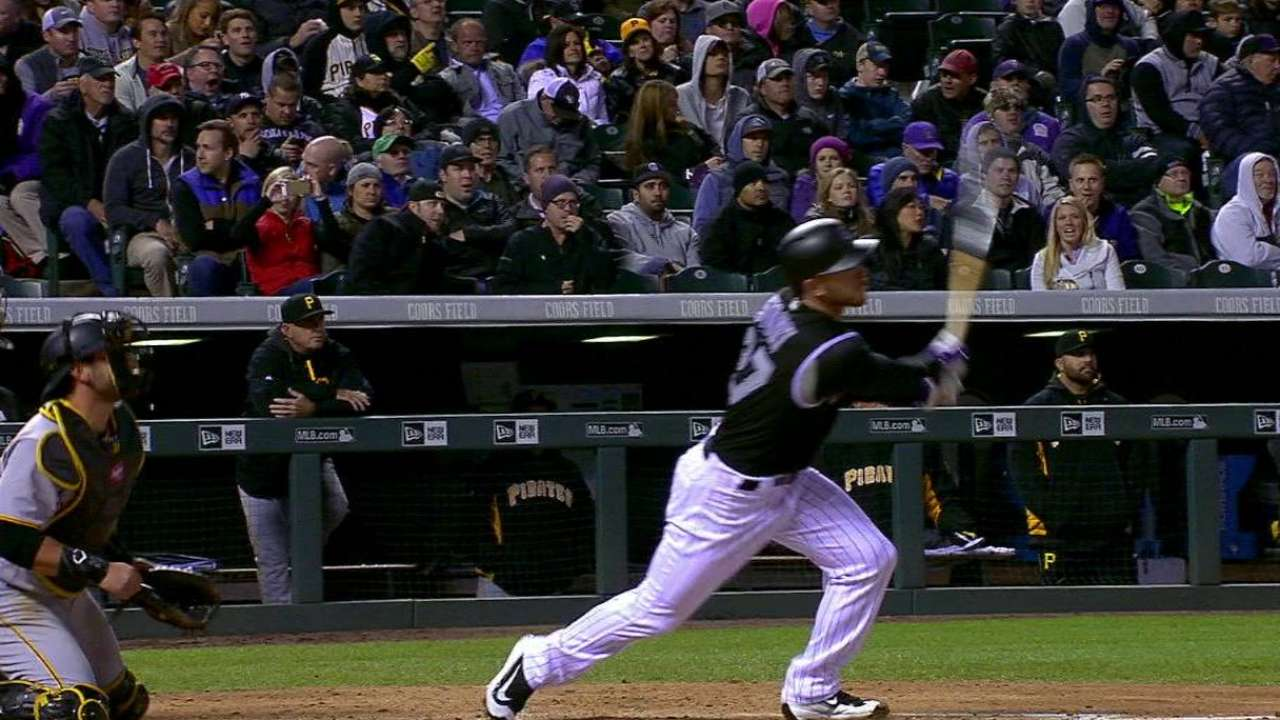A long Story short: 9th HR is a record!