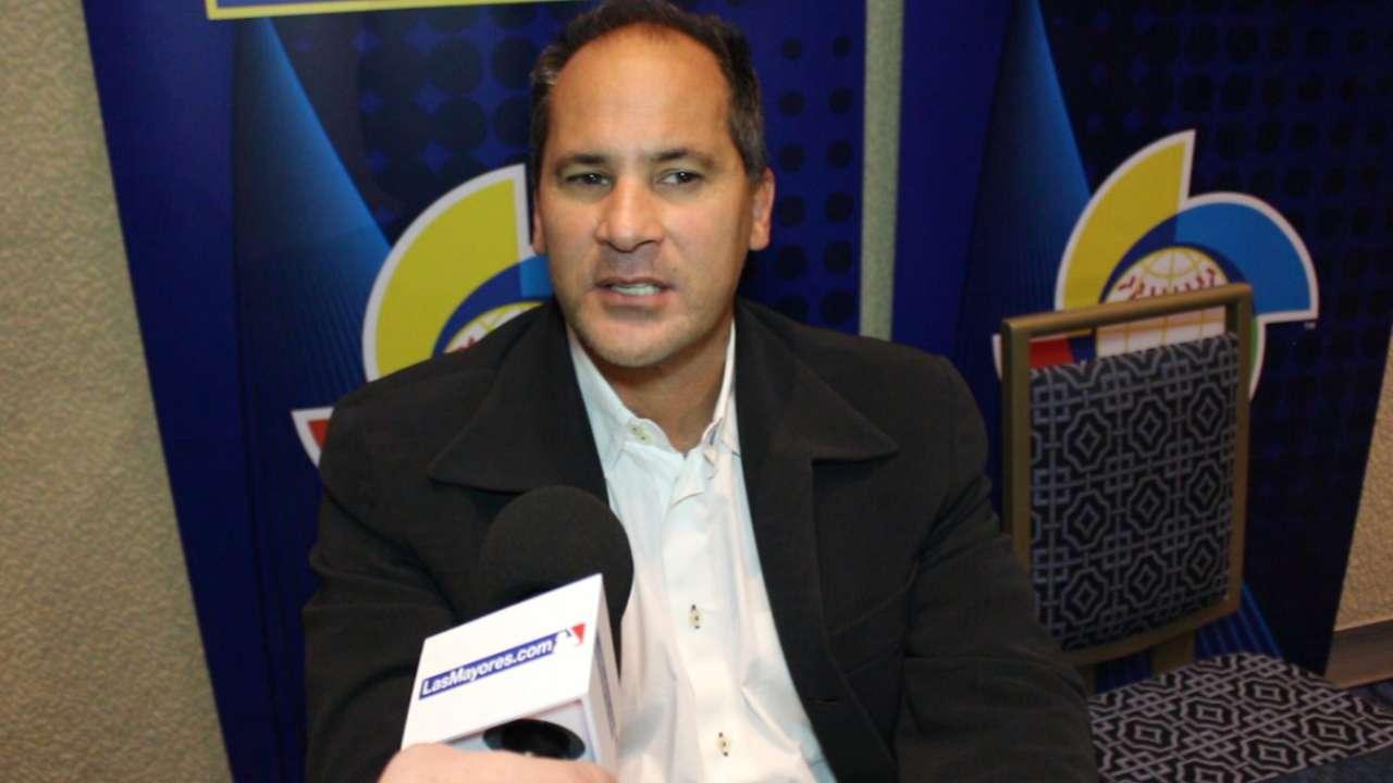 Impera la unión en la selección venezolana: Omar Vizquel