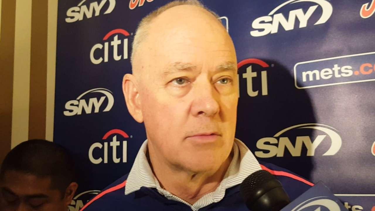 Alderson: Wright is Mets' everyday third baseman