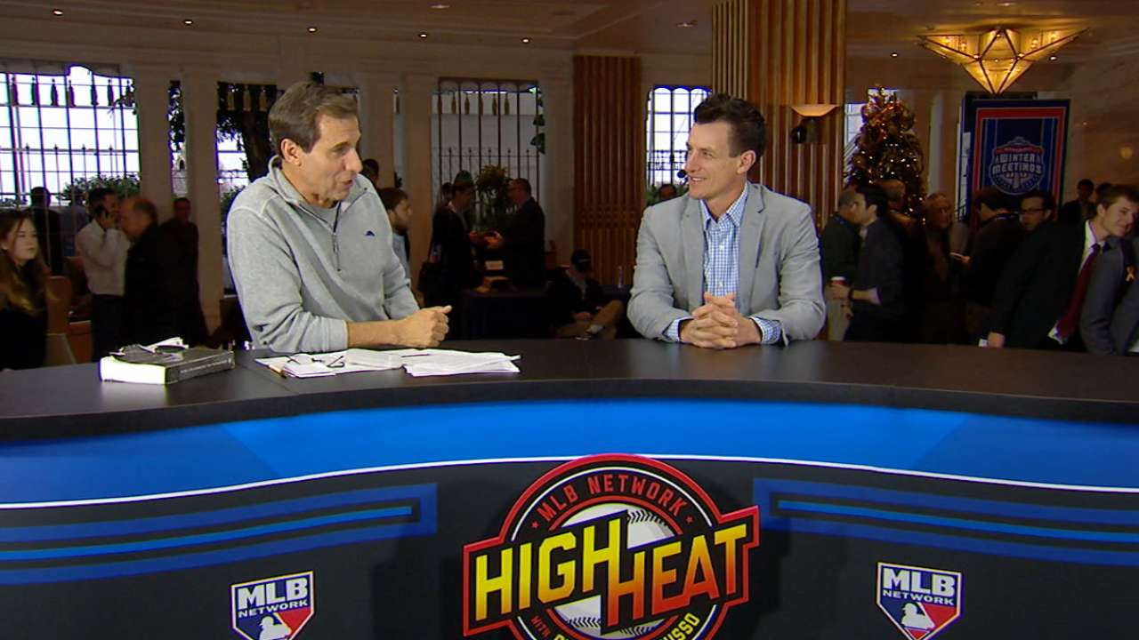 High Heat: Counsell on Villar