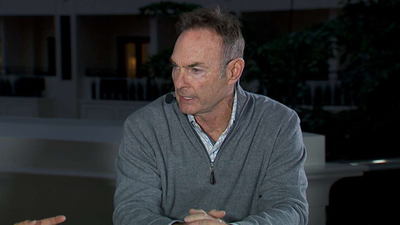 Molitor on Twins young players