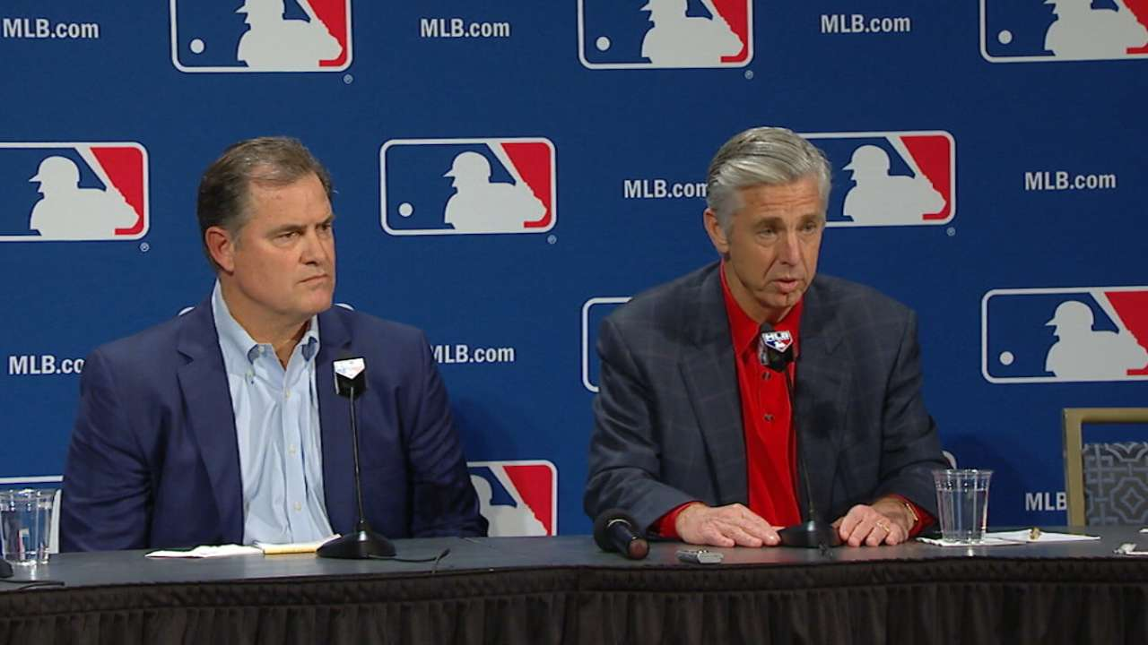 Dombrowski, Farrell on Sale