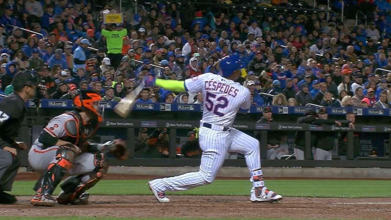 Cespedes, injuries remain Mets' top concerns