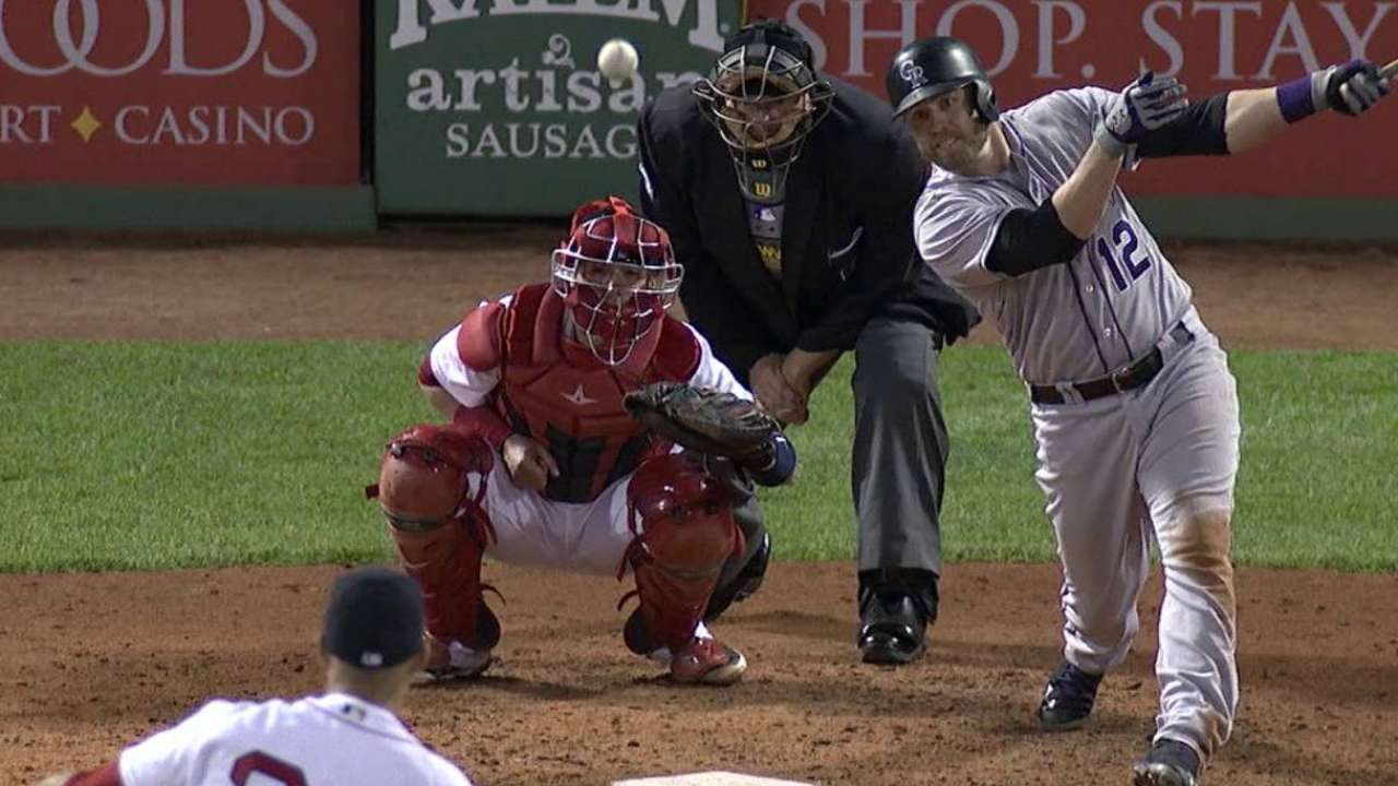 Reynolds cautions against trappings of Fenway