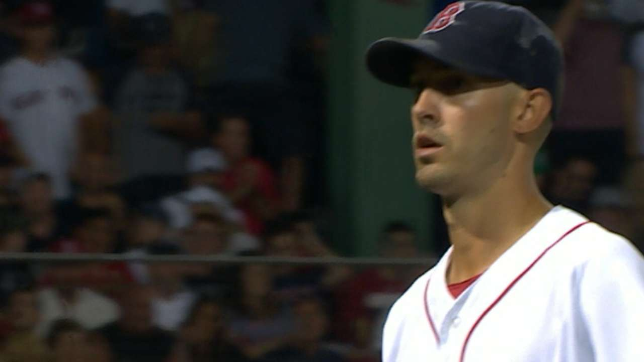 Porcello focused on business in Detroit reunion