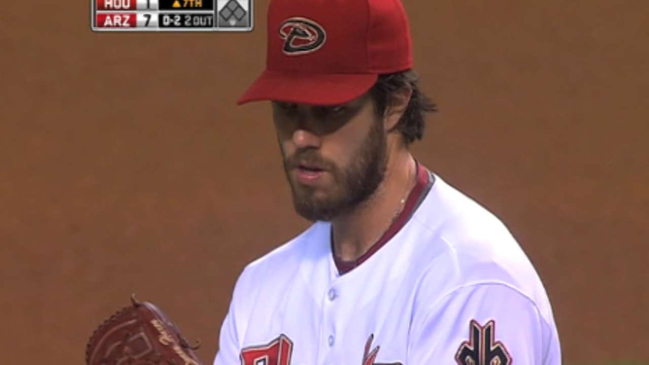 Haren joining D-backs as pitching strategist