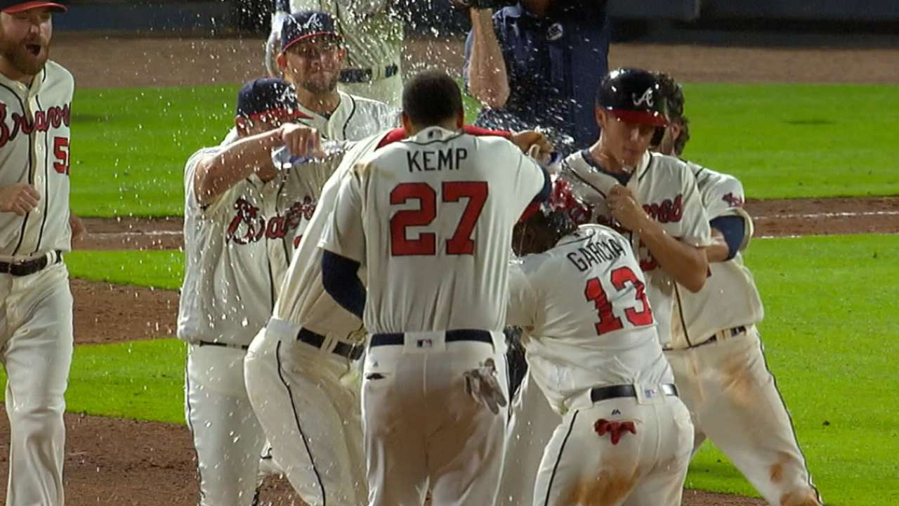 Snitker: Braves' goal must be to win NL East