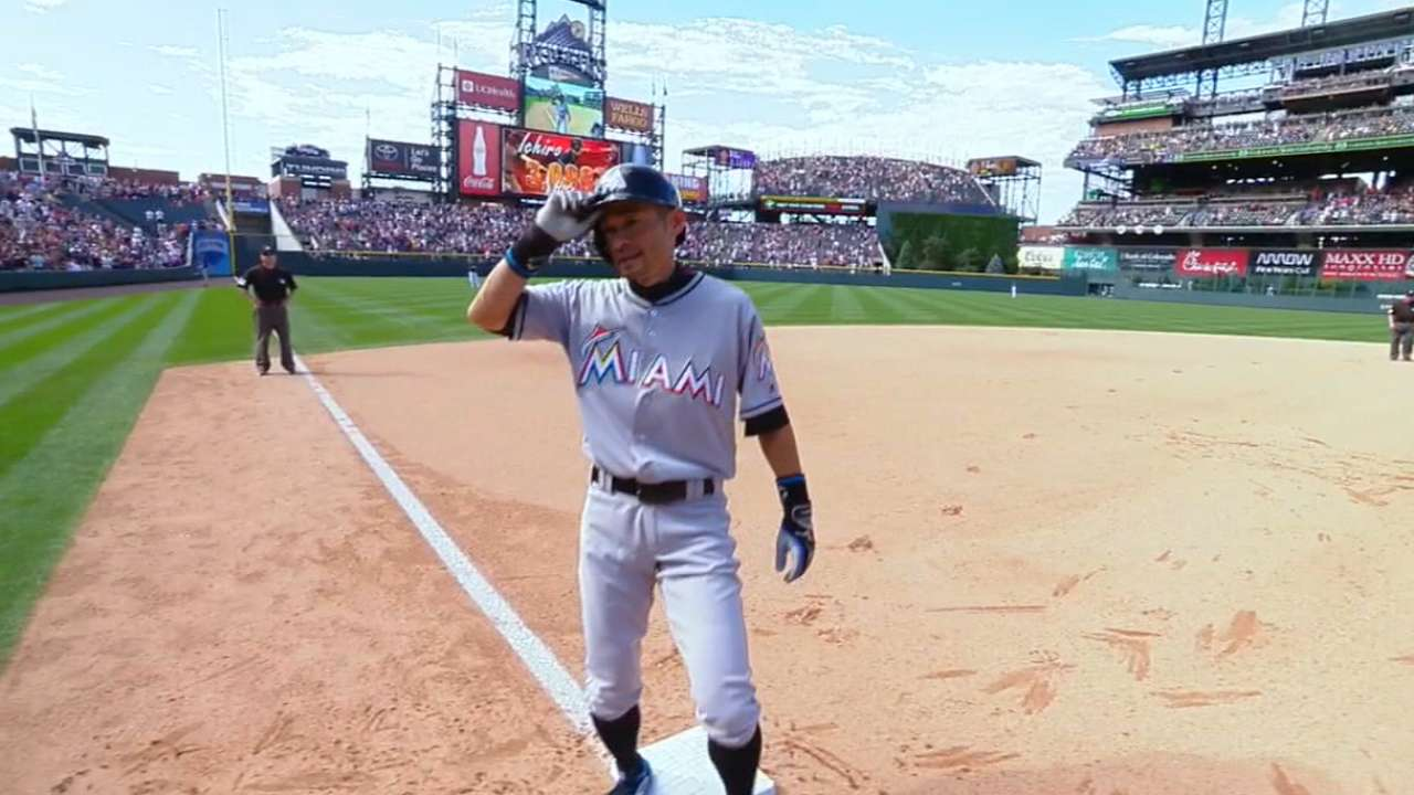 Mattingly on Ichiro's role