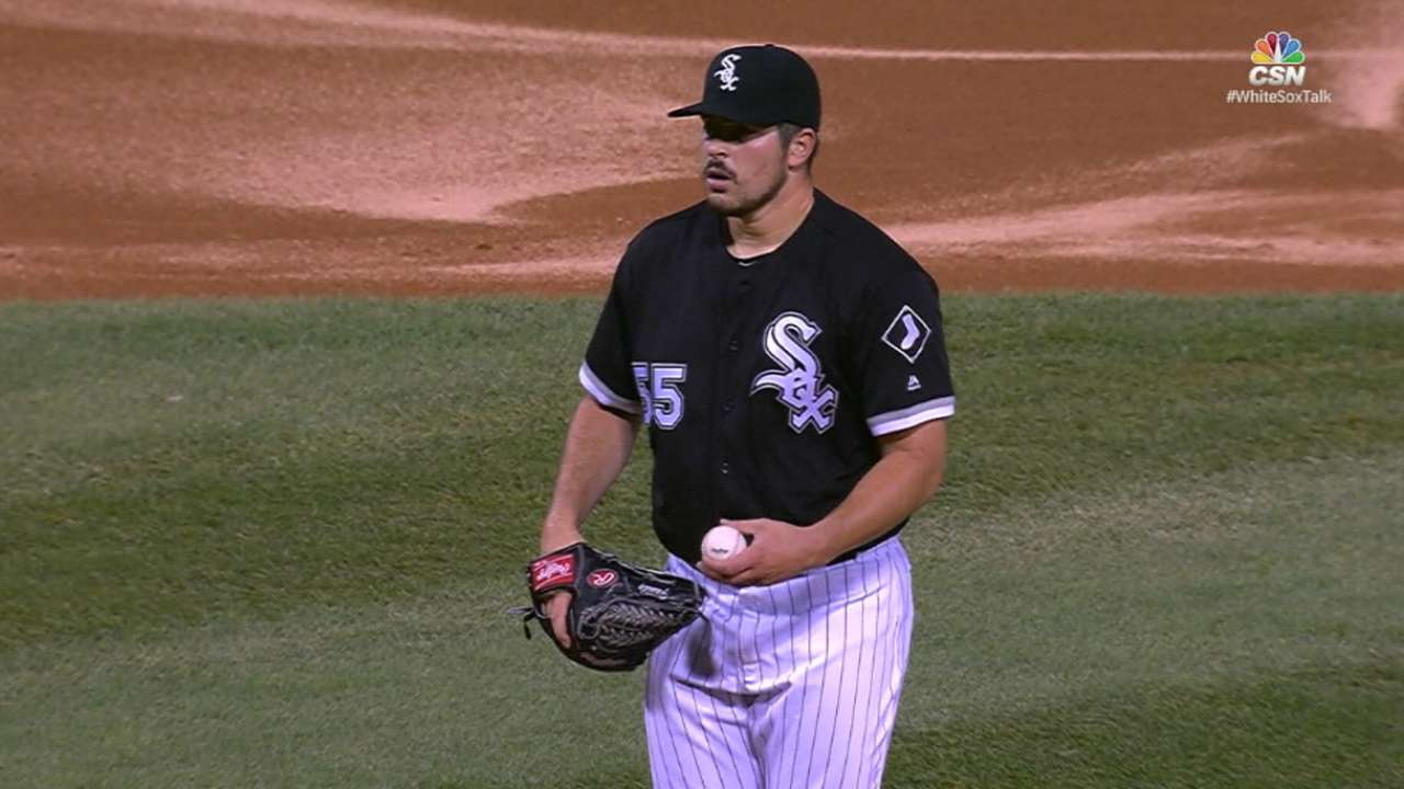 Renteria impressed by Rodon