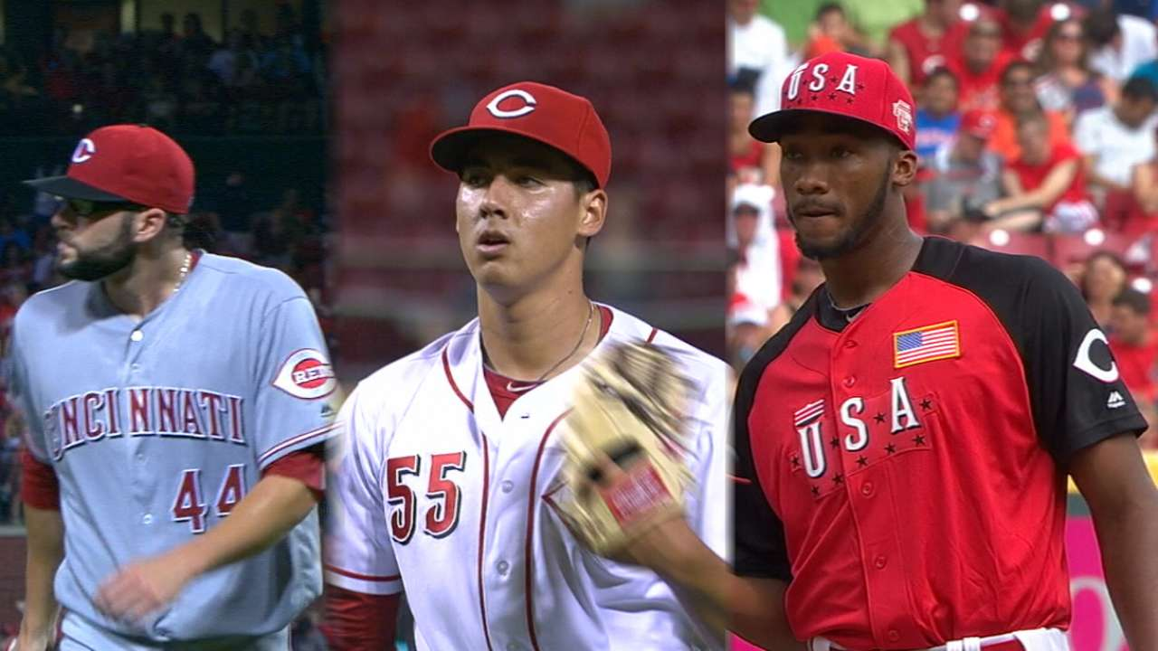 Price on Reds' starters
