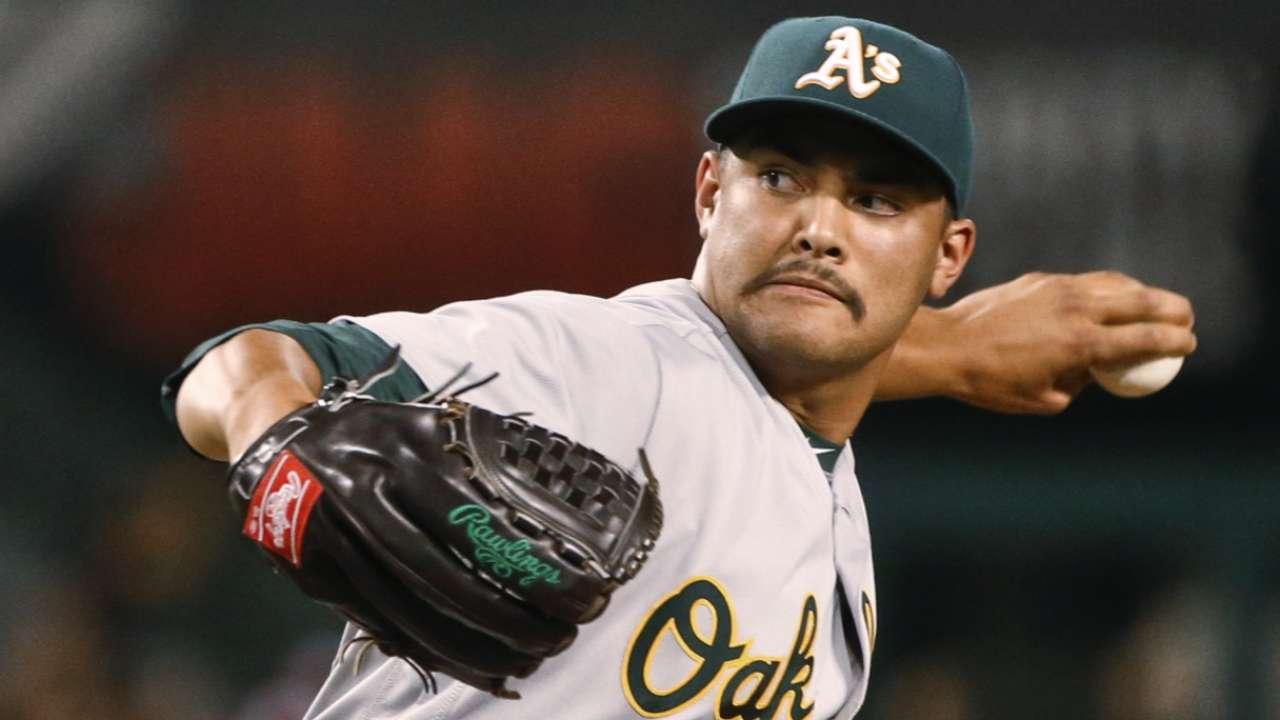 MLB Tonight: Forst on rotation