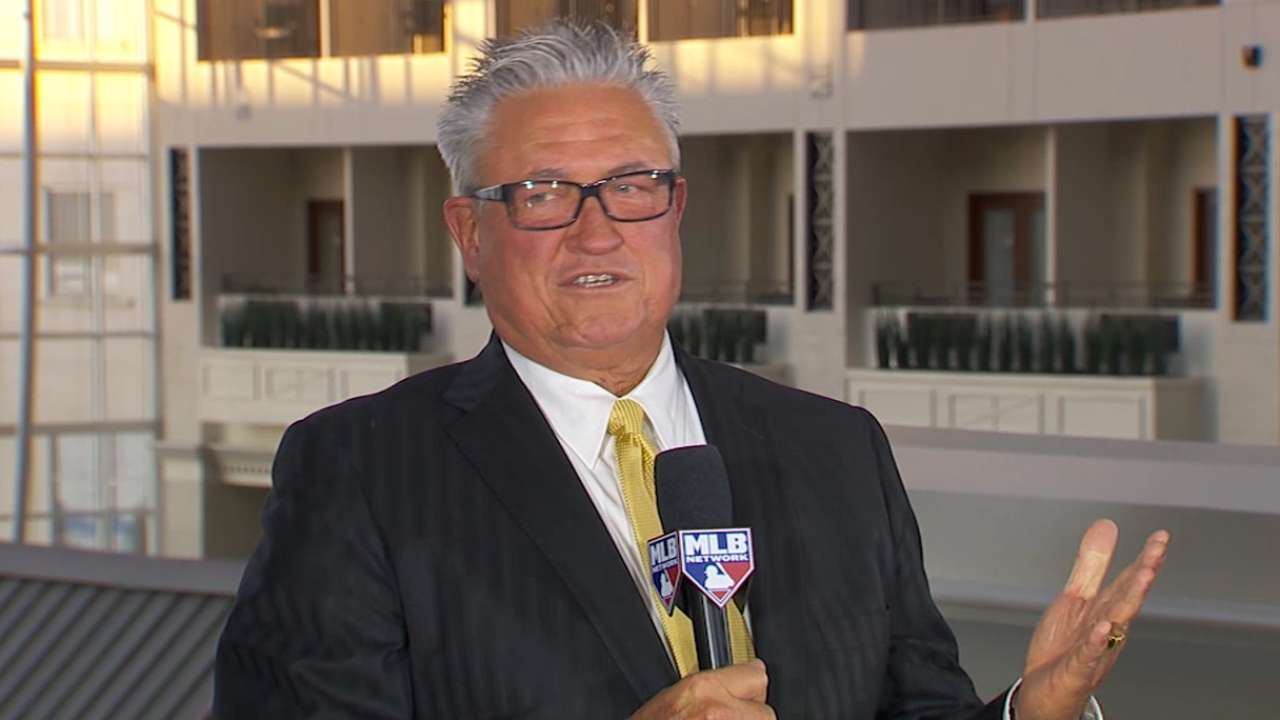 MLB Now: Clint Hurdle on 2017
