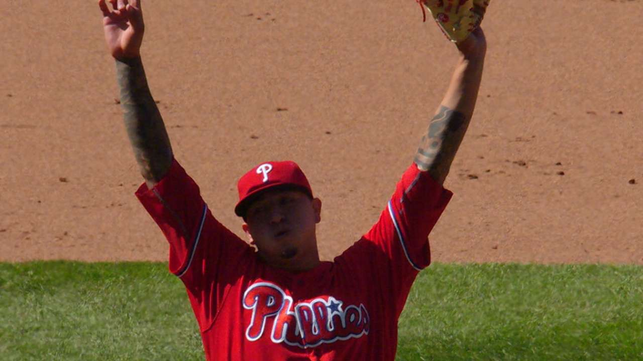 Phillies' pitchers already up to nine shutouts